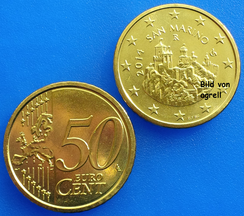 Agrell Münzen