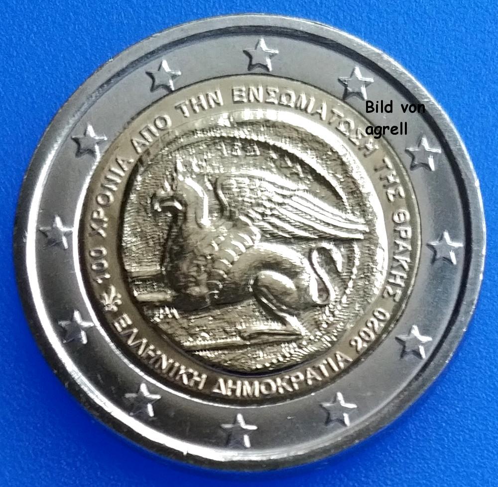 Euromünzen Griechenland
